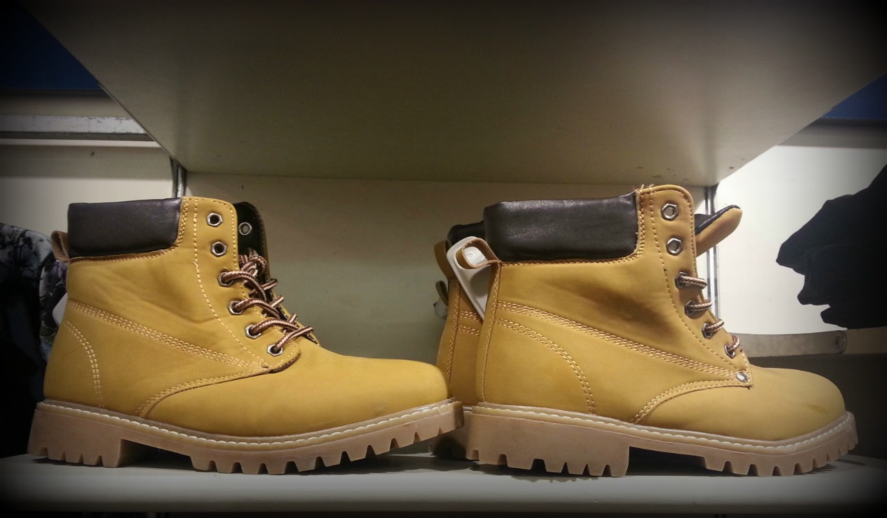 timberland pour fille