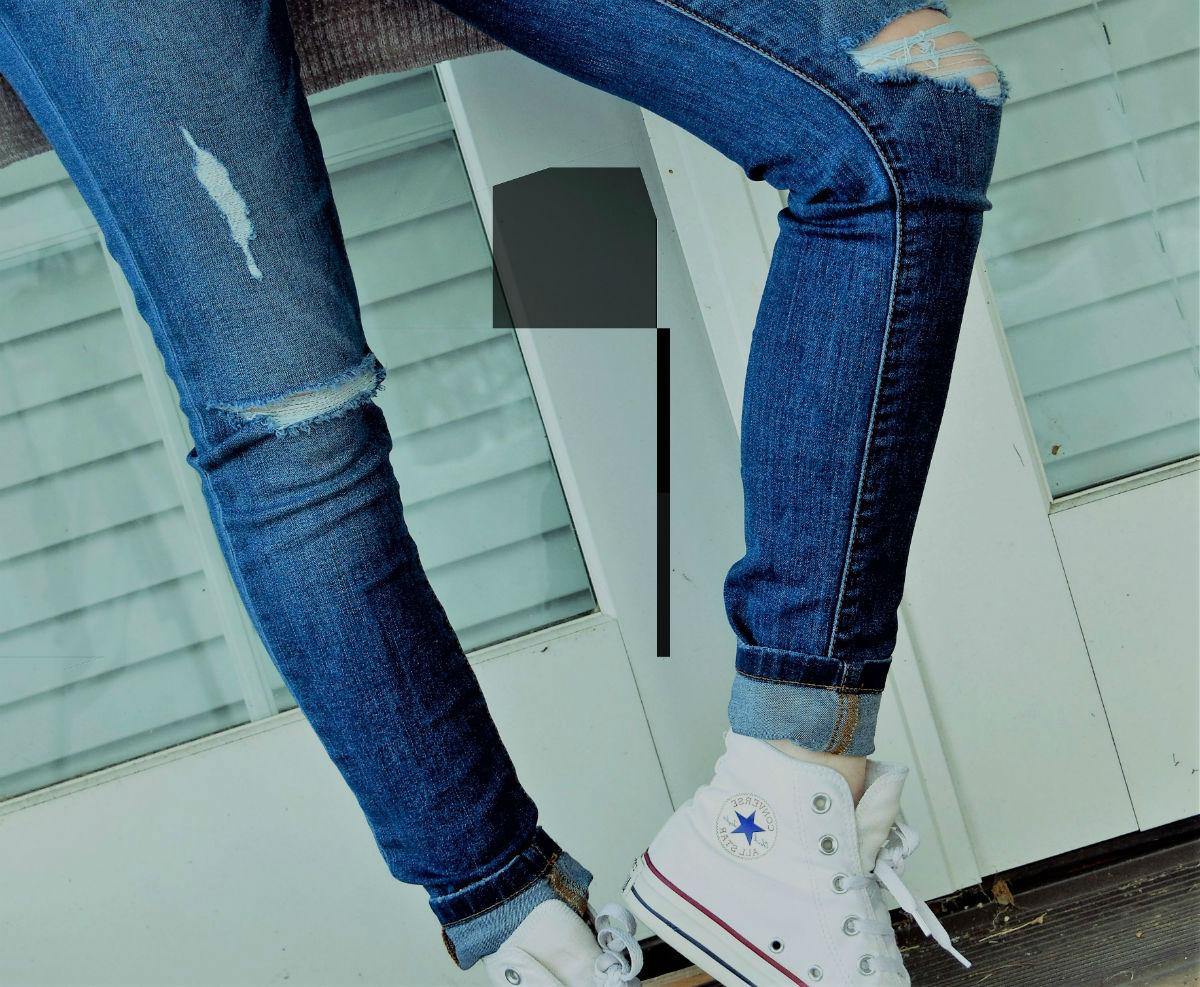tendance jean